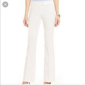 NWT Antonio Melani white Maxine pants